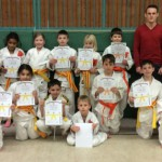 Erfolgreiche Judo-Prüfungen stärken Selbstbewusstsein der Kinder