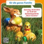 CDU lädt zur Ostereiersuche ein