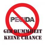 Kreis informiert: Wer steht hinter Pegida?