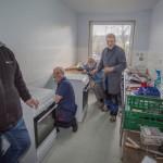 Massener Straße: Rat und Tat stellt erste Gemeinschaftsküche fertig