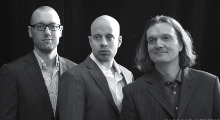 Gastiert auf Haus Opherdicke: das Walter Lang Baroque Jazz Trio – (Foto: Christian Wurm)