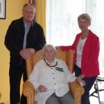 CDU-Ehrenmitglied Erna Zemke 101 Jahre alt
