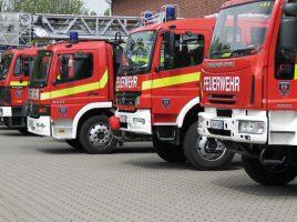 Zwei Einsätze für die Holzwickeder Feuerwehr