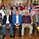 Klassentreffen ehemaliger Dudenroth- und Nordschüler: Auch nach 57 Jahren noch viel Gesprächsstoff