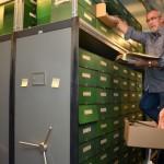 Kreisarchiv umgezogen: Alte Schätze an neuem Ort