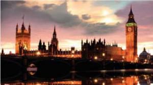 Big Ben und Westminster Abbey sind das Ziel der Reise des DBC im August.  (Foto: privat)
