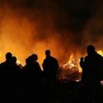 Nur noch fünf Brauchtumsfeuer fackeln offiziell am Osterwochenende
