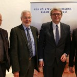 Geballte Kompetenz deutsch-französischer Partnerschaft trifft sich in Opherdicke