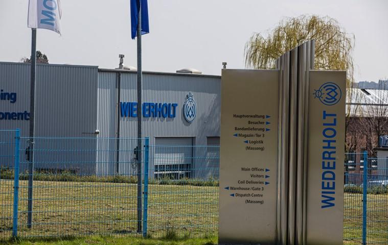 Die Vincenz Wiederholt GmbH ist an einen Investor verkauft worden. (Foto: Peter Gräber)