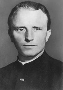 Der deutsch-französische Soldatenpfarrer Franz Stock. (Foto: Archiv)