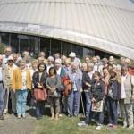 """Trägerverein """"Seniorentreff"""" unternahm Zeitreise im Planetarium Bochum"""