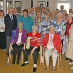 Trägerverein lädt Senioren zu Geburtstagsnachfeier für März und April