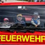 Tag der offenen Tür: Feuerwehr macht Kinderträume wahr