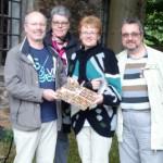 Historischer Verein begrüßt 10.0000 Besucherin der Heimatstube