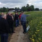 Bauernausflug führt Holzwickeder Landwirte nach Lippstadt