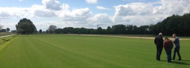 So sieht die Rasenschule der DSV aus.  Foto: privat)