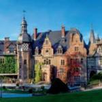 Deutsch-Britischer Club besucht Marburg und Märchenschloss Rauischholzhausen
