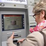 Seniorenberater widmen sich dem Thema Abzocke am Geldautomaten