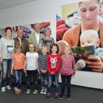 """Fotodokumentation """"Gelingendes Aufwachsen"""" im Kreishaus"""