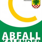 Abfallkalender 2016 verteilt