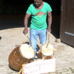 Mal richtig auf die Pauke hauen: 14. Trommelworkshop für Kinder auf Haus Opherdicke