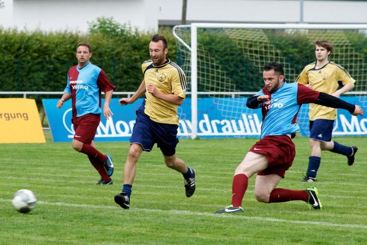 Beim 7. Business-Cup mischen 24 Mannschaften und 300 Spieler mit. (Foto: HSV)