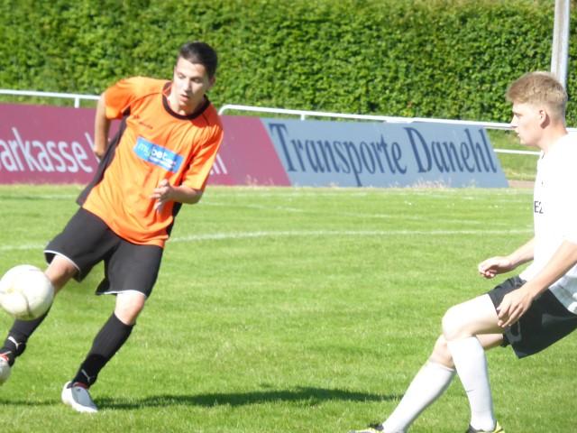 Nach über sieben Stunden Spielen stand mit der TSG Unna der Sieger beim Turnier der Strammen Jungs der Spielvereinigung Holzwickede fest.  (Foto: privat)
