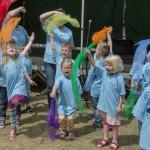Sonniges Gemeindefest sorgt für strahlende Gesichter