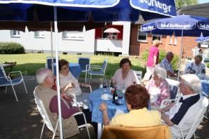 Trägerverein lädt zum Sommerfest im Seniorentreff