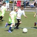 14. Kindergarten-Cup: Kleine Fußballer ganz groß – Liebfrauen-Kiga gewinnt