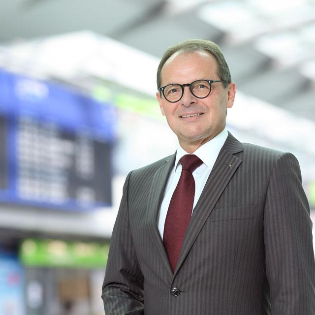 Flughafen-Geschäftsführer Udo Mager. (Foto: Airport Dortmund)