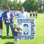Niemals geht man so ganz: HSV-Ehrenvorsitzender Rolf Unnerstall verabschiedet