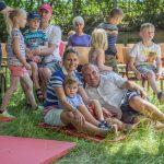 Märchenhaftes Sommerfest am Treffpunkt Villa