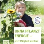 Unna pflanzt Energie: Genossenschaft berät auf  Unnaer Wochenmarkt