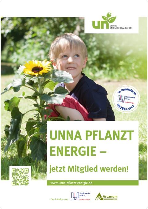 So wirbt die Energiegenossenschaft auch in Holzwickede um Anleger in der Bevölkerung.