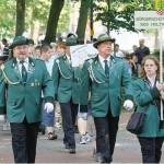 Horrido: Holzwickeder Bürgerschützen treten zum Jubiläumsfest an