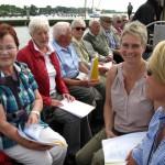 HSC-Gesundheitssportler schippern auf Baldeneysee