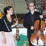 Konzertpremiere von Marie-Claudine Papadopoulos in der ev. Kirche Opherdicke