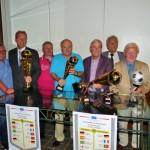 Evonik-Ruhr-Cup: Weltelite des Nachwuchsfußballs im Montanhydraulikstadion zu Gast