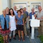 Frühe Hilfen zahlen sich aus: Dezernent besucht Dienststelle in Holzwickede