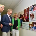 """Ausstellung verlängert: Fotodokumentation """"Gelingendes Aufwachsen"""""""