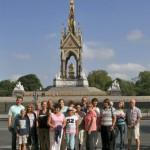 DBC-Reise nach London: Holzwickeder in den Sälen der Queen