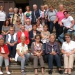 Frauen Union besuchte Schwarzenberg im Erzgebirge