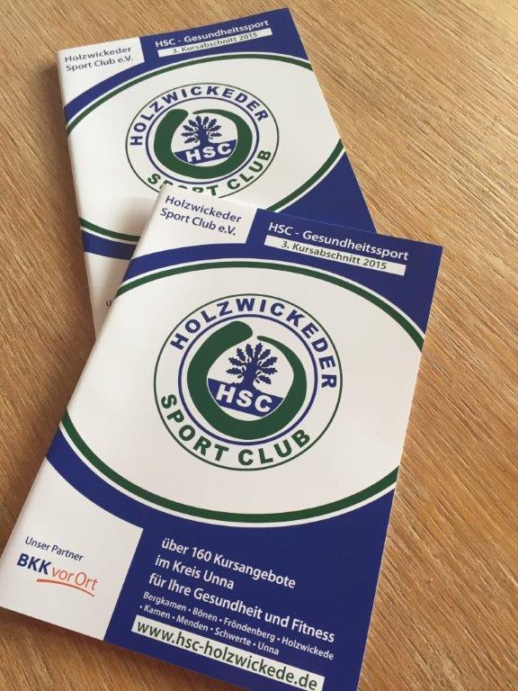 Das neue Programm des HSC-Gedsundheitssports enthält bewähbrte und neue Kursangebote. (Foto: privat)