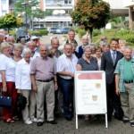 Tagesausflug des Trägervereins zur Mündung der Emscher