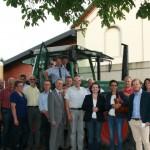 Spitzentreffen von Kreis und Landwirtschaft: Austausch fördert Verständnis