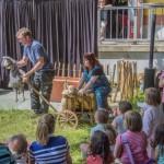 Treffpunkt Villa feiert großes Sommerfest