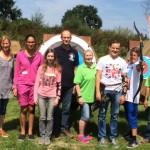 Mit Disziplin und Spaß: Bogenschießen als Ferienspaß
