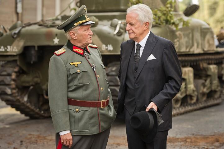 "Szene ausdem CVolker-Schlöndorff-Film ""Diplomatie"". (Foto: Arsenal-Film)"