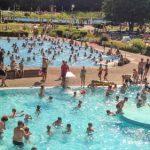 Die Sonne lacht: Freibad Schöne Flöte startet in neue Badesaison